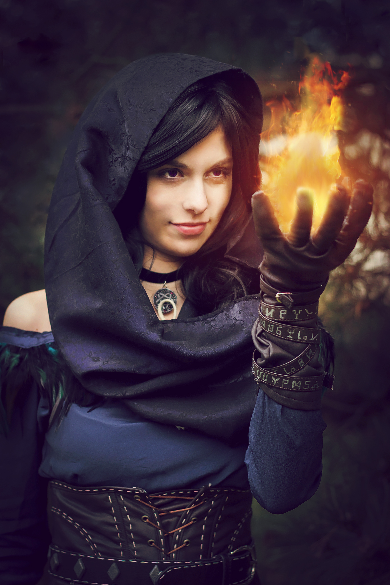 Yennefer DLC / Photo by Creative Wolves