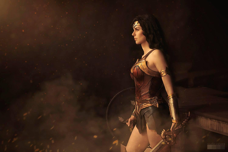 Wonder Woman / Photo by Studio Zahora